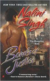 Cover of: Bonds of Justice (Psy/Changeling #8)