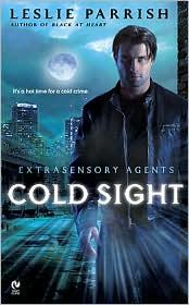 Cover of: Cold Sight (Extrasensory Agents) |