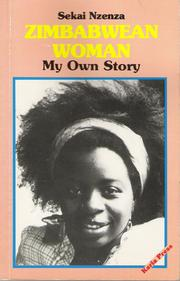 Cover of: Zimbabwean Woman