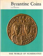 Byzantine coins by Philip D. Whitting