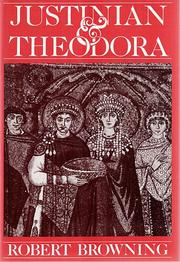 Justinian and Theodora by Robert Browning