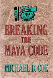 Cover of: Breaking the Maya code