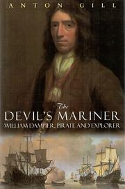 The devil's mariner by Anton Gill