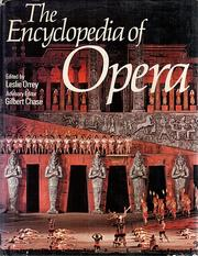 The  Encyclopedia of opera