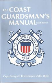 Cover of: Coast Guardsman
