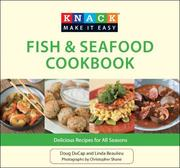 Cover of: Knack Fish & Seafood Cookbook: Delicious Recipes for All Seasons |