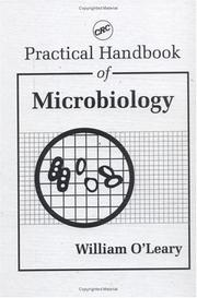 Cover of: Practical handbook of microbiology |