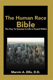 Cover of: The Human Race Bible |