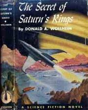 Cover of: The secret of Saturn's rings