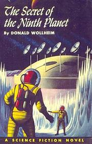 Cover of: The secret of the ninth planet