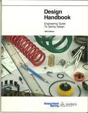 Design Handbook 1987 Edition Open Library