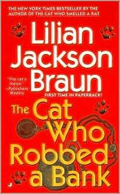 Cover of: The cat who robbed a bank | Jean Little
