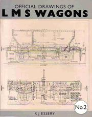 Cover of: Official Drawings of LMS Wagons