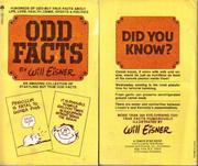 Cover of: Odd Facts