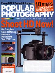 Cover of: Popular Photography |