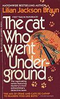 Cover of: The cat who went underground by Jean Little