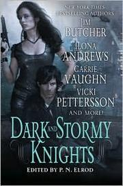 Cover of: Dark and stormy knights | P. N. Elrod