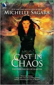 Cover of: Cast in Chaos (Chronicles of Elantra #6) | Michelle Sagara