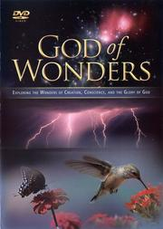 Cover of: God of Wonders | Eternal Productions