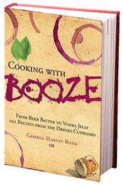 Cover of: Cooking With Booze | George Harvey Bone