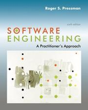 Cover of: Software Engineering | Roger S. Pressman