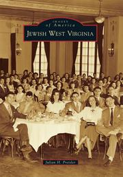 Cover of: Jewish West Virginia