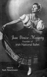 Cover of: Joan Denise Moriarty