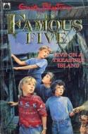 Cover of: Five on a treasure island. | Enid Blyton