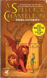 Cover of: A Spell for Chameleon