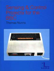 Sensing & control projects for the BBC by Thomas Nunns