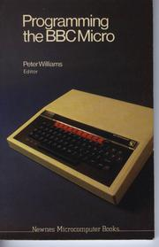 Programming the BBC micro by Peter Williams