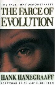 Cover of: The Face That Demonstrates The Farce Of Evolution