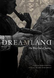 Cover of: Dreamland | Charles Bowden