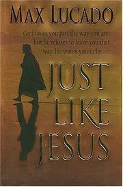 Cover of: Just like Jesus