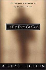 Cover of: In the face of God