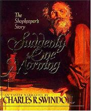 Suddenly one morning by Charles R. Swindoll