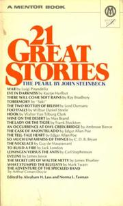 21 great stories by Abraham Harold Lass