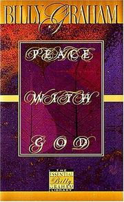 Cover of: Peace With God The Secret Happiness