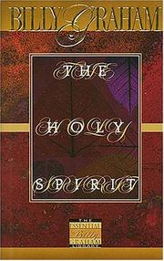 Cover of: The Holy Spirit Activating God's Power In Your Life | Graham, Billy