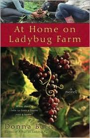 Cover of: At home on Ladybug Farm | Donna Ball
