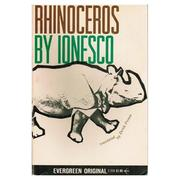 Cover of: Rhinocéros