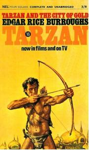 Cover of: Tarzan and the City of Gold