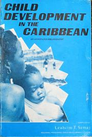 Cover of: Child development in the Caribbean | Leahcim T. Semaj