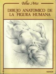 Cover of: Dibujo Anatomico de La Figura Humana by Louise Gordon