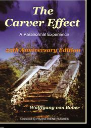 Cover of: The Carver Effect by Wolffgang Von Bober