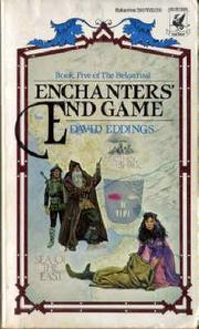 Cover of: Enchanters' end game