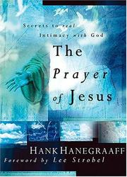 Cover of: The Prayer of Jesus