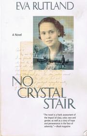 Cover of: No Crystal Stair (Mira)