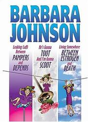 Cover of: Barbara Johnson 3-in-1