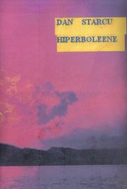 Cover of: Hiperboleene